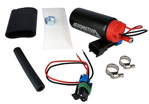 Aeromotive 11569 Fuel Pump (340 Series Stealth In-Tank E85 - Center Inlet - Offset GM applications)