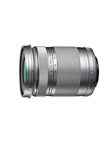 Olympus M.ZUIKO DIGITAL Obiettivo ED 40-150 mm 1:4.0-5.6 R / EZ-M4015 R, Argento