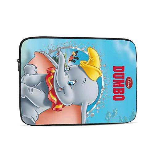 Dumbo Laptoptasche Laptoptasche Schutztasche Tragbare Computertasche Laptoptasche Stoßfest Aktentasche Multifunktionale Handtasche 17 Zoll