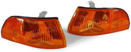 REVi Motorwerks JDM All stores are sold Amber Corner Light Sale item I Fit for 1990-1993 Acura