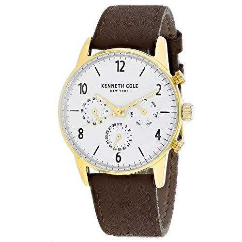 Kenneth Cole Men 's KC50953004 Quartz Brown Watch
