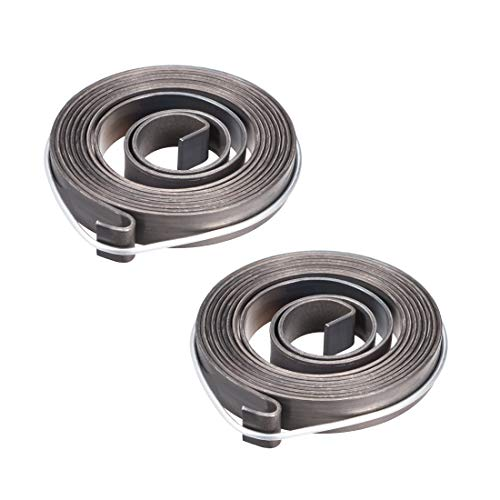 Review Of uxcell Drill Press Spring Drill Press Quill Feed Return Coil Spring Assembly Spring Steel ...