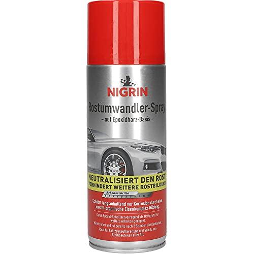 Nigrin 74107 Rostumwandler Spray, 400...