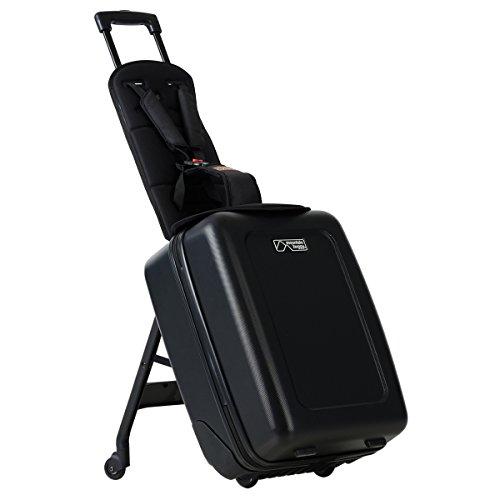 Mountain Buggy Bagrider – ein Koffer für Kinderwagen