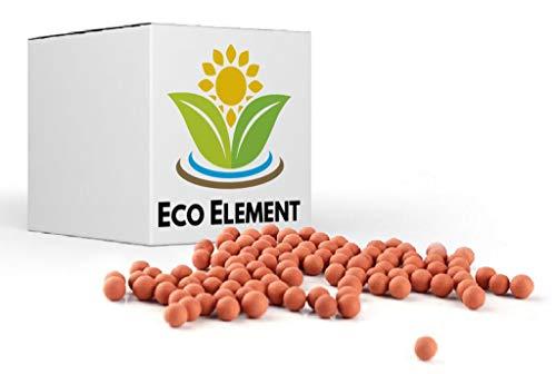Piedras de repuesto para filtros de ducha de 1ra generaci/ón Eco Element /únicamente