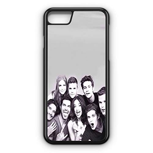Knekuns Teen-Wolf-Logo Funny Phone Cases for iPhone 5 5S, Phone Case,Handyhülle,Hülle,Coque,Custodia,Carcasa,Cover,Shell,Teen Wolf Logo,TNA-303-1579