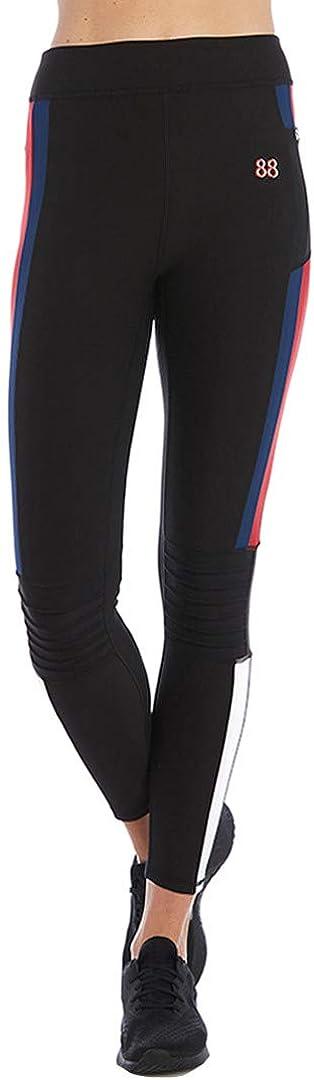 X by Gottex Moto 88 Leggings Black MD 27
