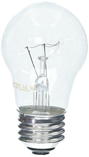 GE Crystal Clear 60 Watt A15 12-pack