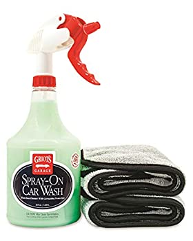 Griot's Garage 11285 Spray-On Car Wash Kit
