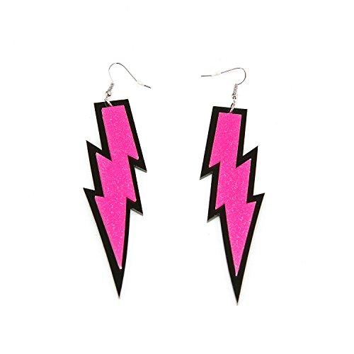 ZeroShop Women Fashion Retro Neon L…