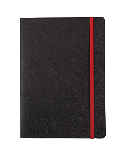 Oxford Black n' Red, Journal, A5...
