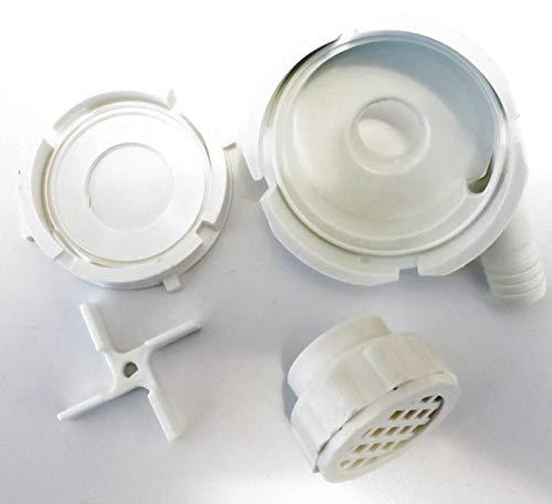 EAN 8021410054041, Wasserpumpe Ersatzteile WP5_ORIGINAL BATTIPAV Ersatzteile für Tauchpumpen WP2 + WP3 für Steinsägen & Fliesenschneidmaschinen & Steintrennmaschine mit Wasserwanne,