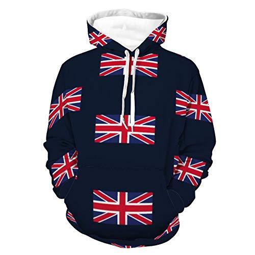 british flag sweater for men - 7