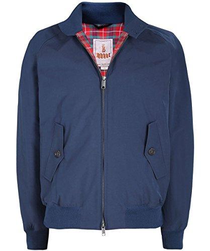 Find Cheap Baracuta Men's G9 Modern Classic Harrington Jacket Navy