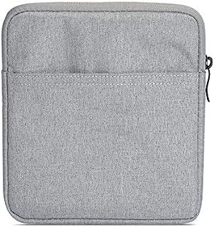 Capa Bolsa Sleeve Para Kindle Oasis 3 - 7 polegadas - Cinza Claro