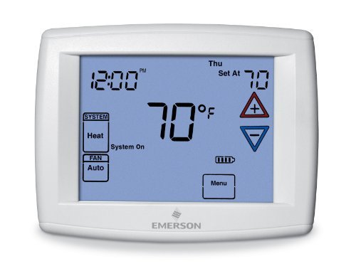 Emerson 1F95-1277 Universal Touchscreen 7-Day...