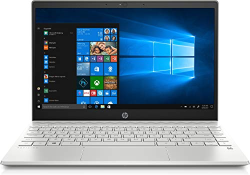 HP Pavilion 13-an0046tu 2018 13.3-inch Laptop (Core i5-8265U/8GB/256GB/Windows 10 Home/Integrated Graphics), Mineral Silver