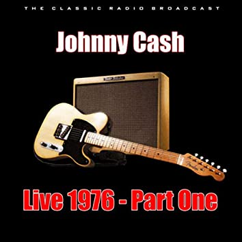 Live 1976 - Part One (Live)