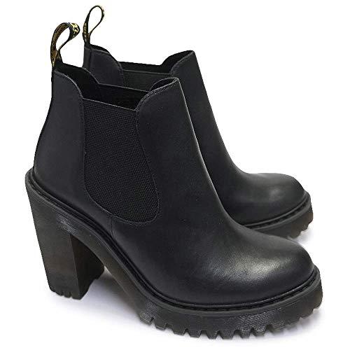 SEIRENE HURSTON チェルシー ブーツ BLACK 23931001 レディース