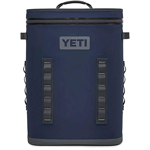 YETI Hopper Backflip 24 Soft Sided Cooler/Backpack, Navy