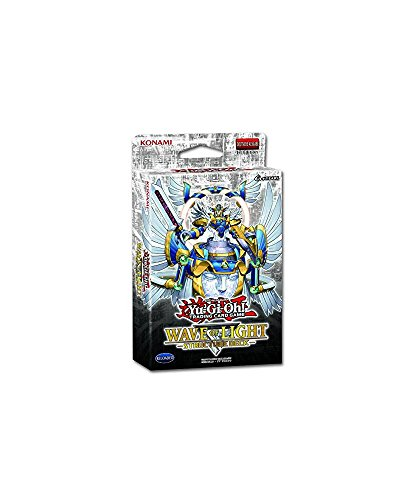 Konami Yu-Gi-Oh! Wave of Light Decks deutsch
