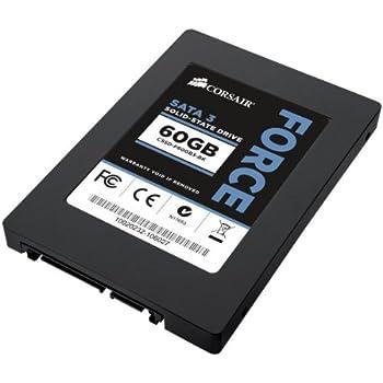 Corsair 2.5インチSATAIII(6Gbps)接続SSD 60GB Force Series 3 CSSD-F60GB3A-BK
