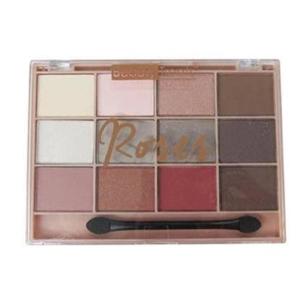 酸度感動する険しい(6 Pack) BEAUTY TREATS Roses Eyeshadow Palette 1 (並行輸入品)
