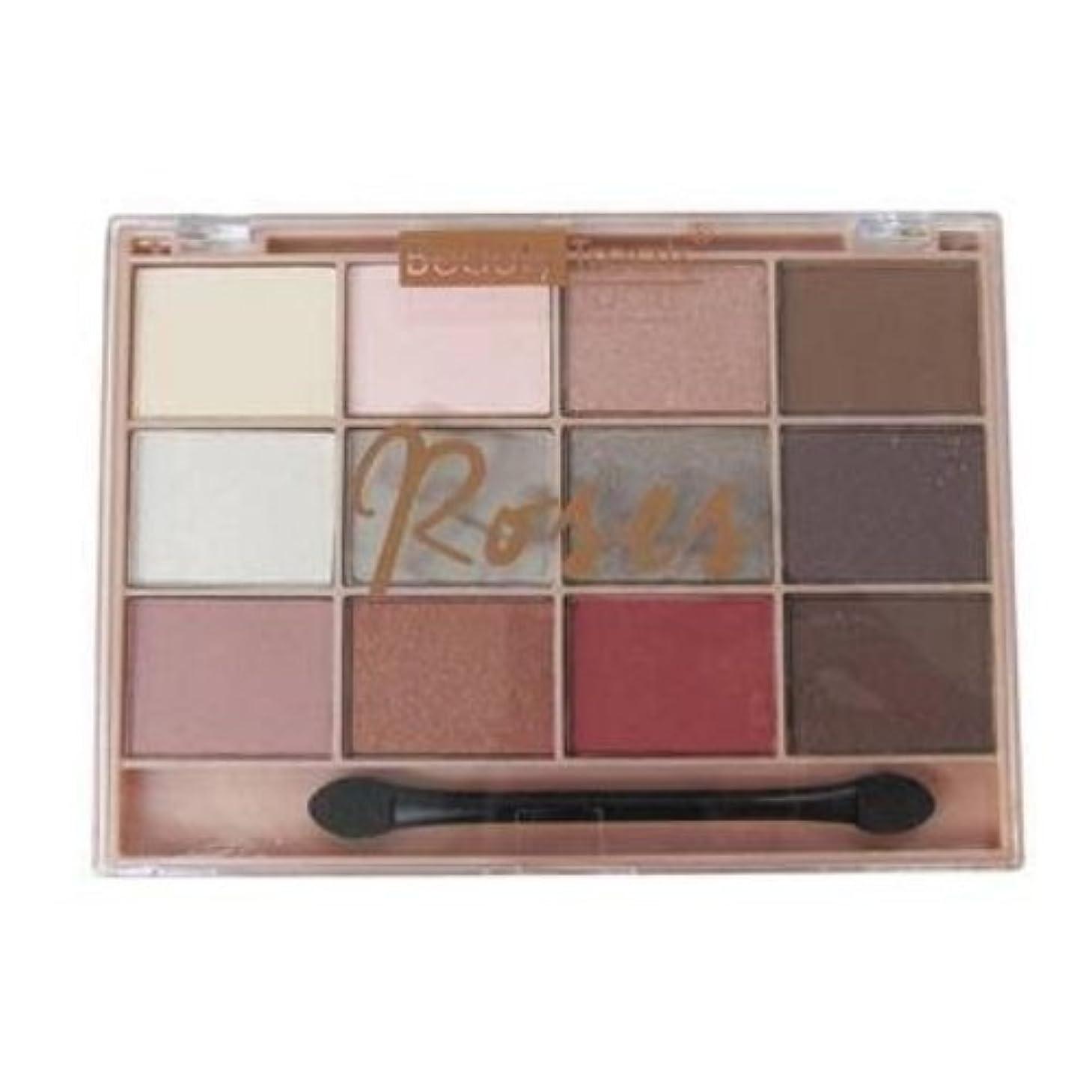 運搬桃神経障害BEAUTY TREATS Roses Eyeshadow Palette 1 (並行輸入品)