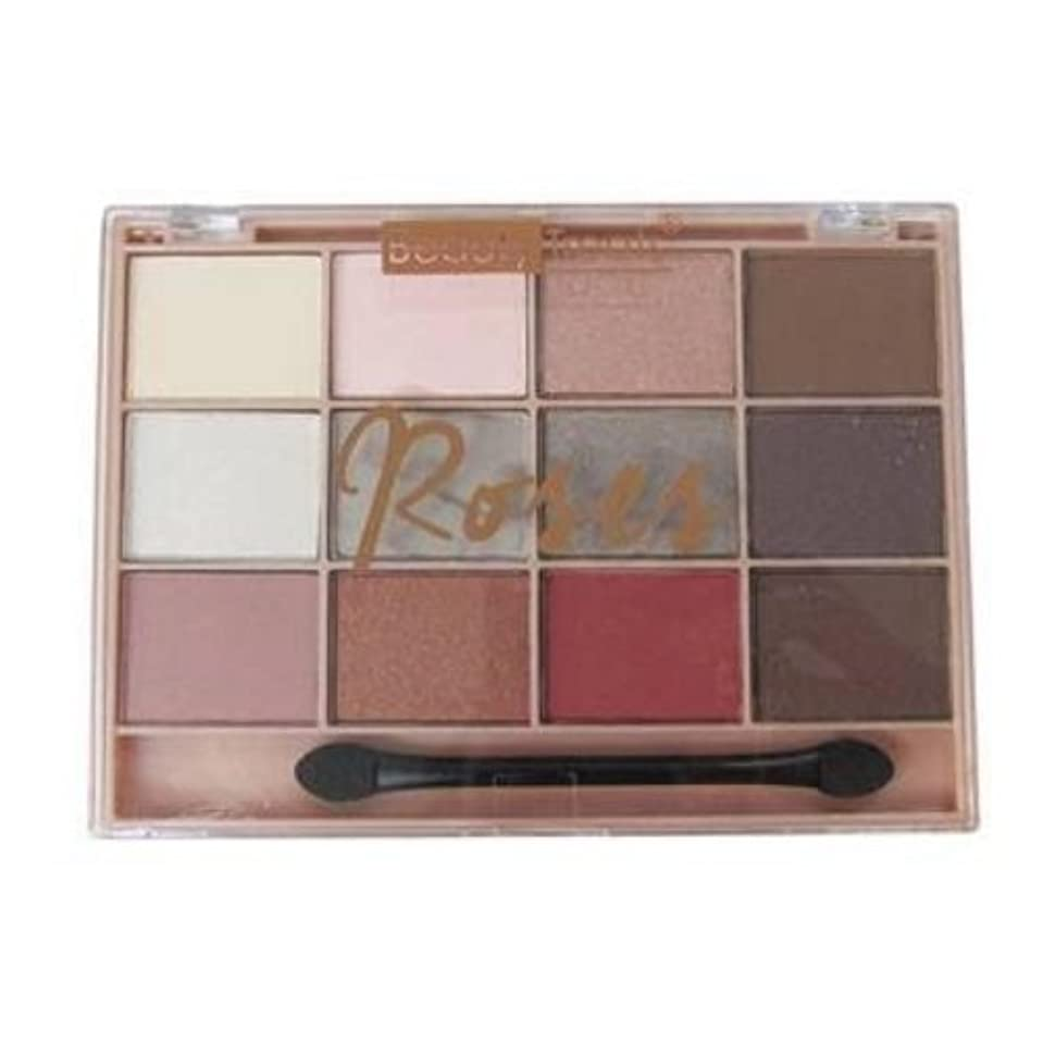 導出億クマノミ(3 Pack) BEAUTY TREATS Roses Eyeshadow Palette 1 (並行輸入品)