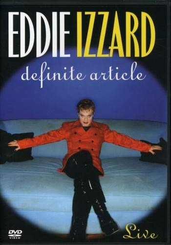 Eddie Izzard - Definite Article