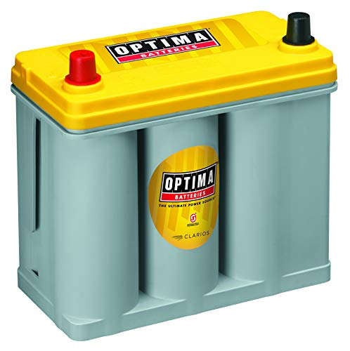 Optima Batteries OPT8071-167 D51 YellowTop Dual Purpose Battery