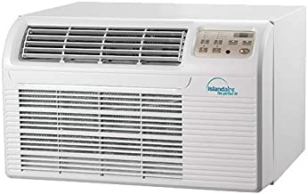 Islandaire EZ Series 26 Packaged Terminal Air Conditioner, 9000 BTU Nominal Cooling with Heat Pump, 230v 20 amp, 3.6Kw Electric Heat, Unit Mounted Electronic Controls