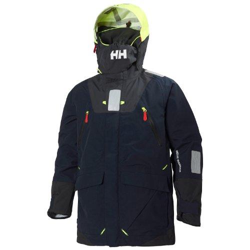 Helly Hansen Offshore Race Jacket Veste de Voile Femme, Marine, FR : S (Taille Fabricant : S)