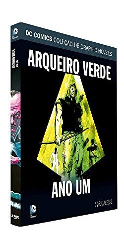 Dc Graphic Novels Edição 41. Arqueiro Verde. Ano Um