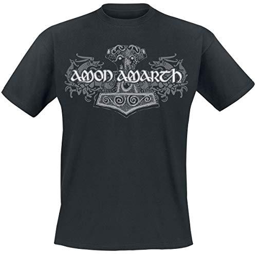 Amon Amarth, martillo de Thor y caballos