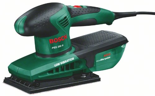 Bosch Ponceuse vibrante 'Easy' PSS 200 A...