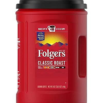 Folgers Classic Roast Ground Coffee (51 oz.)-set of 2