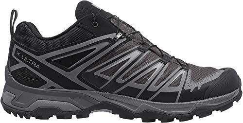 Salomon X Ultra 3 GTX, Zapatillas de Senderismo para Hombre, Negro (Black/Magnet/Quiet...