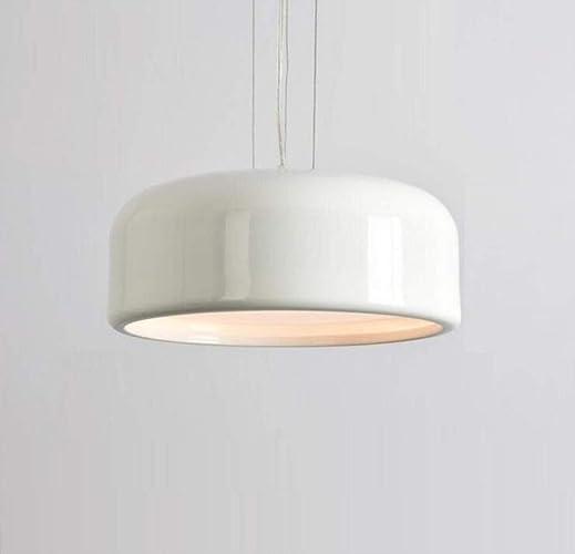 Plafonniers Nordic Style lumière Simple Créatif étrange Bar Restaurant Café Lustre Blanc Led Grue D'aspiration Double Usage Lampe