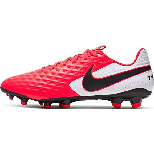 Nike Legend 8 Academy Fg/MG, uniseks voetbalschoenen voor volwassenen