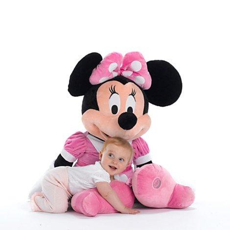 Minnie Mouse Clubhouse géant Peluche