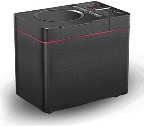LXYZ Brotmaschine, Home Automatic Mixer, Multifunktions-Brotbackmaschine aus Edelstahl