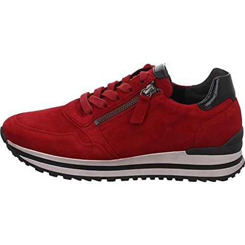 Gabor Zapatillas de deporte., Color rojo., 37 EU