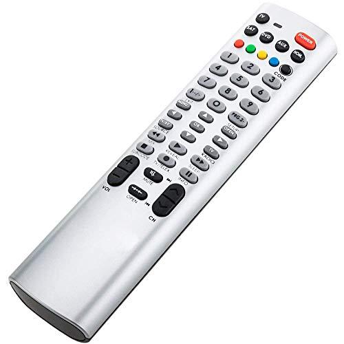BeMatik - Mando a Distancia Universal. Control Remoto para TV DVD Sat TDT televisión Audio