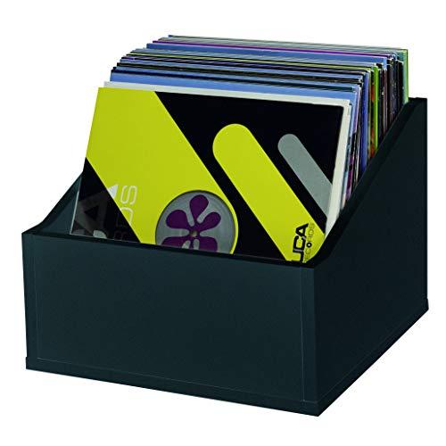 Glorious DJ Caja Negra para 110 Discos de Vinilo
