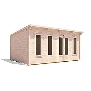 Log Cabin Garden House 5m x 3.5m