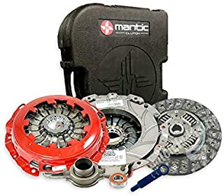 Lancer EVO IV-VI Clutch MS1-1942-BX Mantic Stage Premium Kit with Mantic ER2 Heavy Duty Cover Assembly | Clutch plate | Release bearing | Clutch Alignment Tool | Spigot Bearing