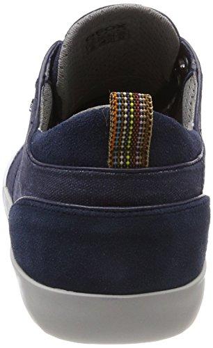 Geox Herren U Smart B Sneaker, Blau - 3