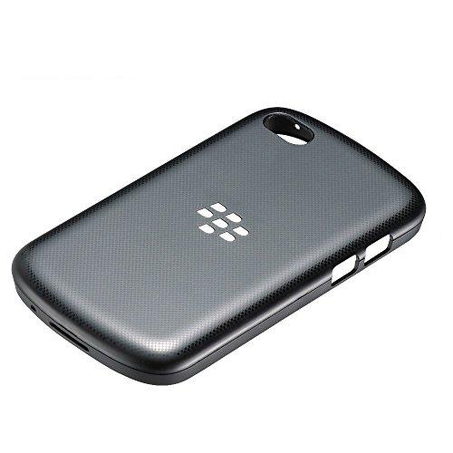 Blackberry ACC-50877-201 Hard Shell Hülle für Q10 schwarz