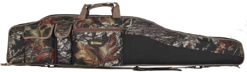 Allen Rifle Case, Mossy Oak Break-Up Country, Fits Rifles with Scopes up 50in